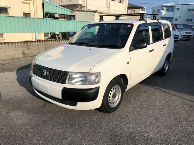 沖縄県の中古車ならプロボックスバン DXコンフォートパッケージ