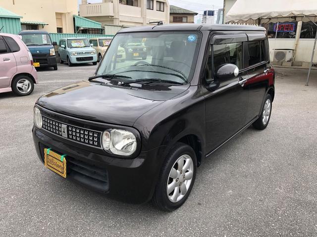 沖縄県糸満市の中古車ならアルトラパン X