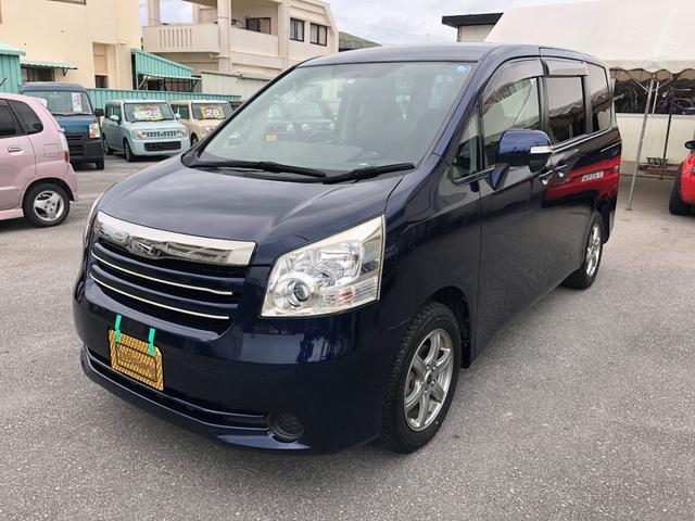 沖縄県糸満市の中古車ならノア X Lセレクション