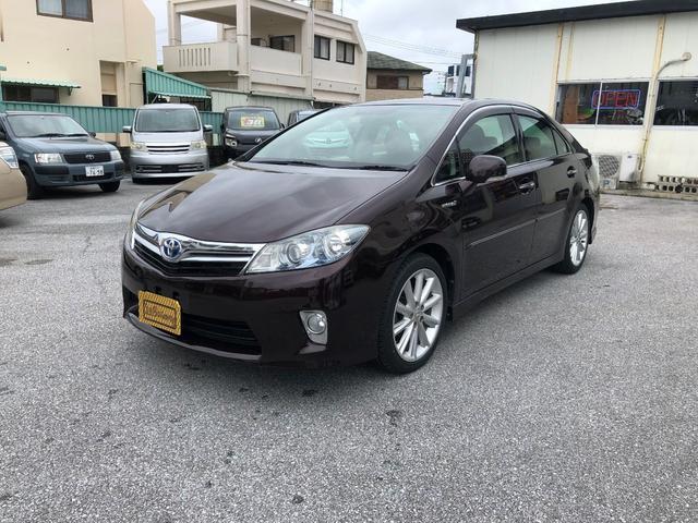沖縄県の中古車ならSAI S