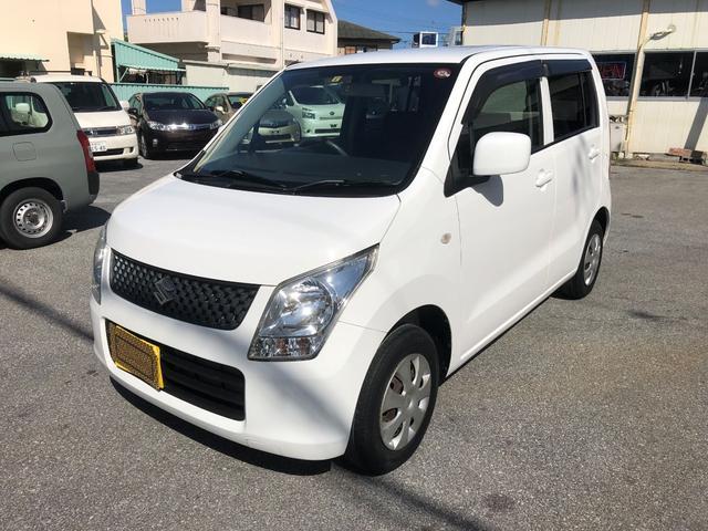 沖縄県糸満市の中古車ならワゴンR FX