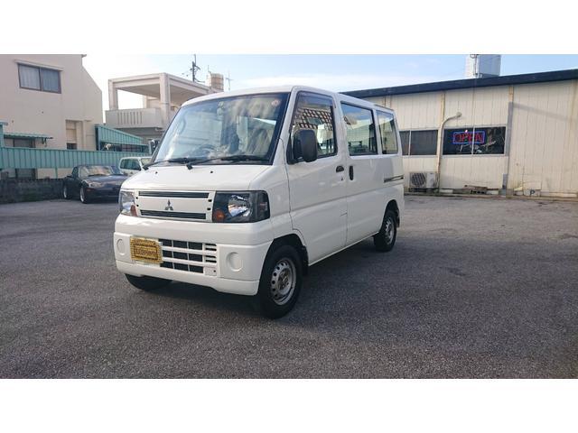 沖縄県の中古車ならミニキャブバン CD