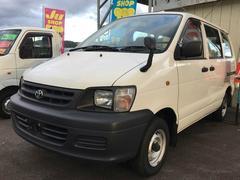 沖縄の中古車 トヨタ タウンエースバン 車両価格 42万円 リ済込 平成19年 10.6万K ホワイト