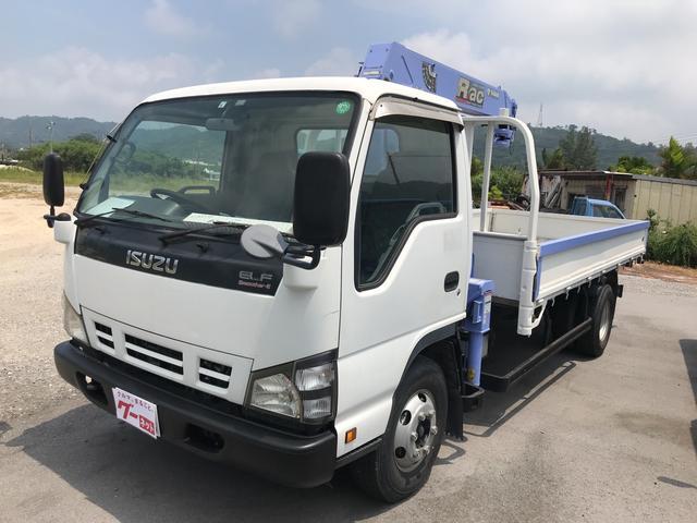 いすゞ TADANO3段クレーン