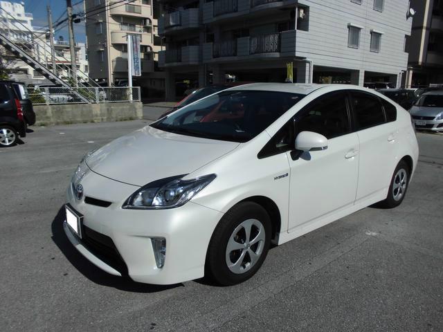 沖縄県の中古車ならプリウス S スマートエントリー&スタートシステム