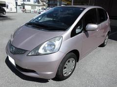 沖縄の中古車 ホンダ フィット 車両価格 38万円 リ済込 平成20年 12.6万K クールロゼメタリック