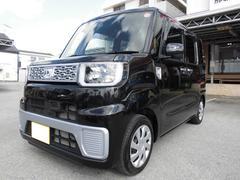 沖縄の中古車 ダイハツ ウェイク 車両価格 95万円 リ済込 平成27年 6.5万K ブラックマイカメタリック