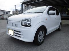 沖縄の中古車 スズキ アルト 車両価格 60万円 リ済込 平成27年 4.7万K スペリアホワイト