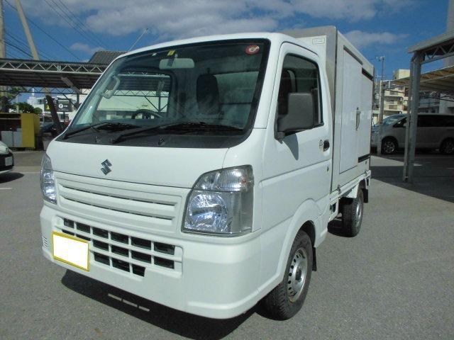 沖縄県那覇市の中古車ならスズキ 保冷車 ETC車載器付き
