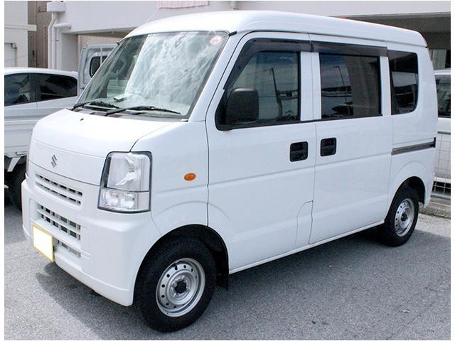 沖縄県の中古車ならエブリイ PC ETC車載器付き