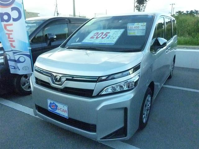 沖縄県の中古車ならヴォクシー X