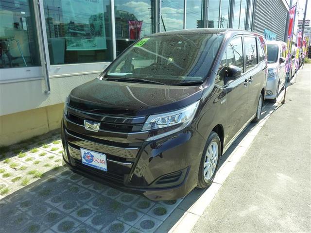 沖縄県の中古車ならノア ハイブリッドX