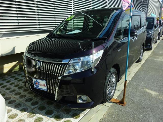 沖縄県の中古車ならエスクァイア ハイブリッドGi