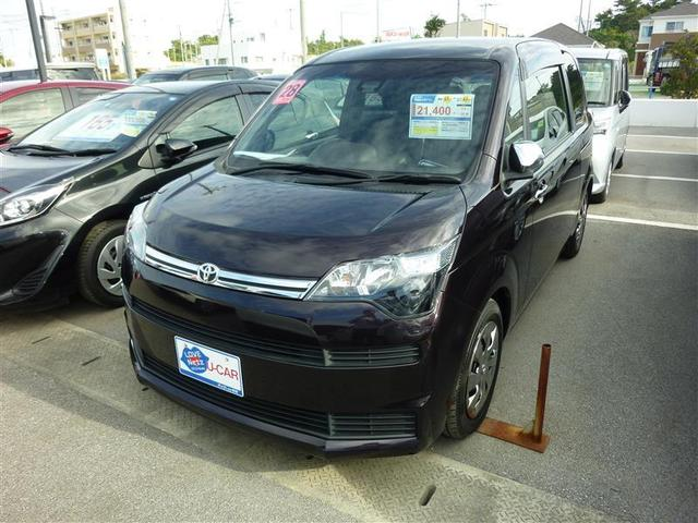 沖縄県の中古車ならスペイド F クイーンII