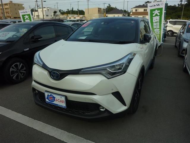 C-HR(沖縄 中古車) 色:パールツートン 価格:275万円 年式:2018(平成30)年 走行距離:3.0万km