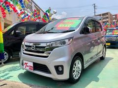 沖縄の中古車 日産 デイズ 車両価格 59万円 リ済別 平成25年 8.9万K シルバー