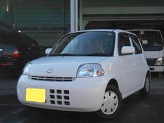 沖縄の中古車 ダイハツ エッセ 車両価格 29万円 リ済別 平成23年 6.5万K ホワイト