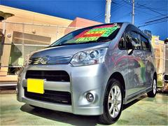 沖縄の中古車 スバル ステラ 車両価格 59万円 リ済別 平成23年 8.5万K シルバー