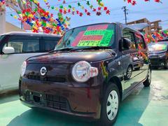 沖縄の中古車 ダイハツ ミラココア 車両価格 59万円 リ済別 平成23年 8.6万K ブラウン