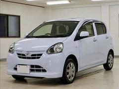 沖縄の中古車 ダイハツ ミライース 車両価格 39万円 リ済別 平成23年 8.3万K ブルー