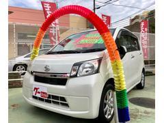沖縄の中古車 ダイハツ ムーヴ 車両価格 59万円 リ済別 平成24年 6.9万K パールホワイト