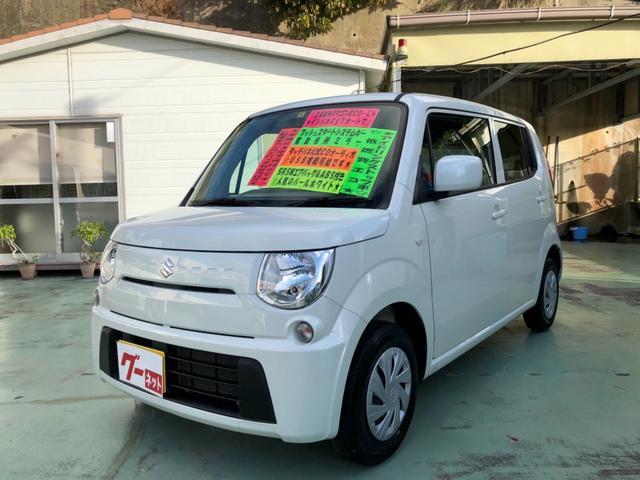 沖縄の中古車 スズキ MRワゴン 車両価格 48万円 リ済別 2012(平成24)年 9.7万km パールホワイト