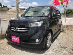 沖縄の中古車 トヨタ bB 車両価格 39万円 リ済込 平成20年 8.4万K ブラック