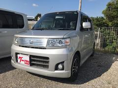 沖縄の中古車 スズキ ワゴンR 車両価格 27万円 リ済込 平成19年 8.2万K シルバー