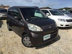 沖縄の中古車 ホンダ ライフ 車両価格 31万円 リ済別 平成19年 8.2万K ブラウン