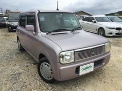 沖縄の中古車 スズキ アルトラパン 車両価格 39万円 リ済別 平成18年 3.1万K ピンク