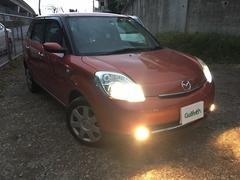 沖縄の中古車 マツダ ベリーサ 車両価格 44万円 リ済別 平成18年 8.9万K オレンジ