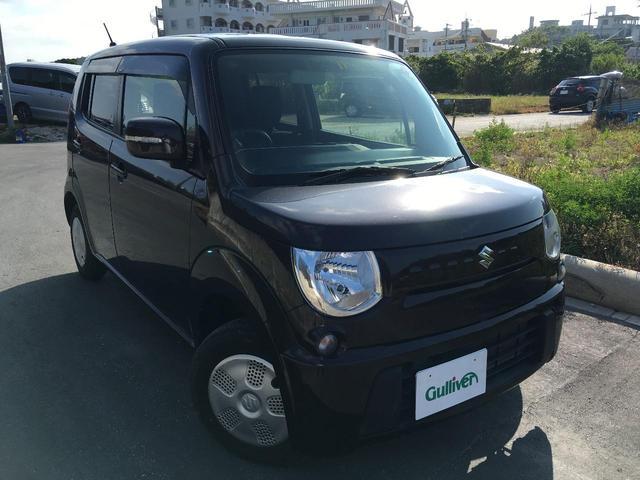 沖縄の中古車 スズキ MRワゴン 車両価格 72万円 リ済別 平成24年 3.7万km ブラウン