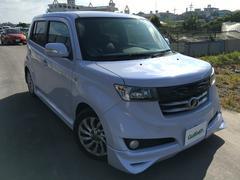 沖縄の中古車 トヨタ bB 車両価格 47万円 リ済別 平成19年 4.4万K パール