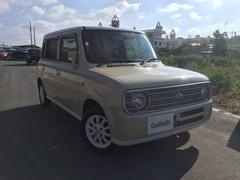 沖縄の中古車 スズキ アルトラパン 車両価格 47万円 リ済別 平成19年 5.4万K ベージュII