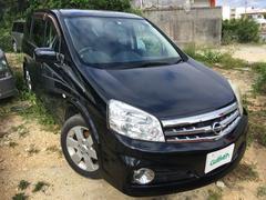 沖縄の中古車 日産 ラフェスタ 車両価格 49万円 リ済別 平成20年 6.7万K ブラック