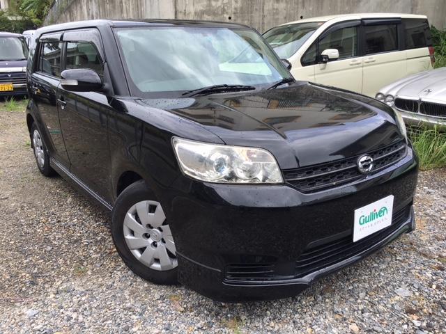 沖縄の中古車 トヨタ カローラルミオン 車両価格 103万円 リ済別 平成23年 4.3万km ブラック
