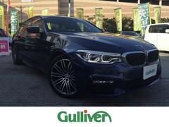 BMW523dMスポーツ 黒革シート シートヒーター ワンオーナー