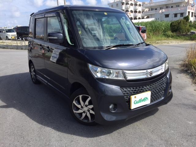 沖縄の中古車 スズキ パレットSW 車両価格 67万円 リ済別 2012(平成24)年 6.0万km ブラック