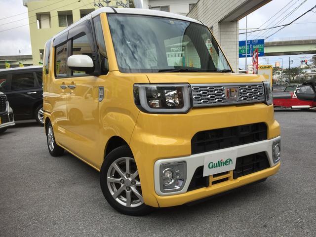 ウェイク:沖縄県中古車の新着情報