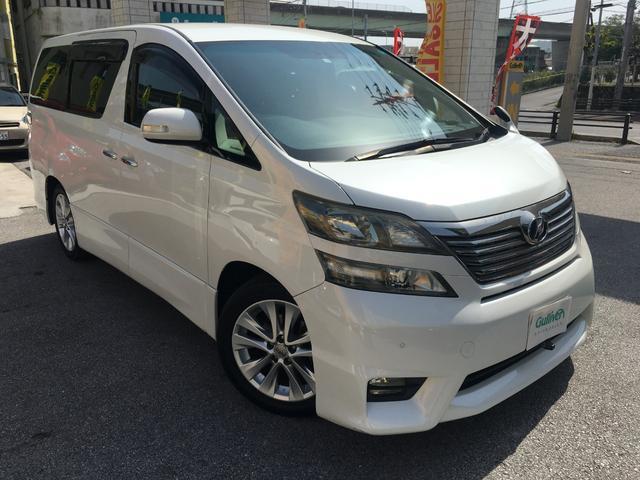 ヴェルファイア:沖縄県中古車の新着情報
