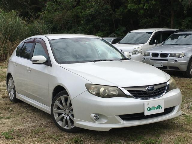 沖縄県の中古車ならインプレッサ 2.0i-S