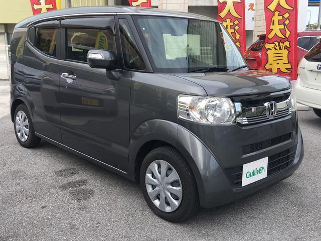 沖縄県の中古車ならN-BOXスラッシュ G・ターボAパッケージ