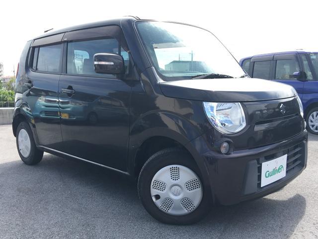 沖縄の中古車 スズキ MRワゴン 車両価格 54万円 リ済別 2011(平成23)年 7.5万km ブラウン