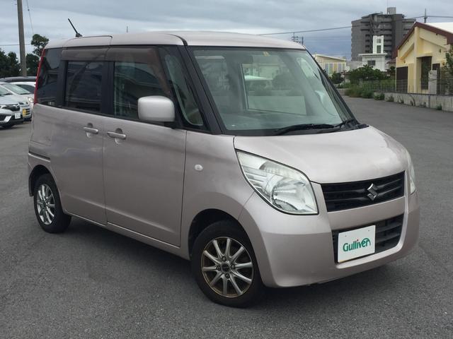 沖縄の中古車 スズキ パレット 車両価格 44万円 リ済別 2009(平成21)年 8.1万km ピンク