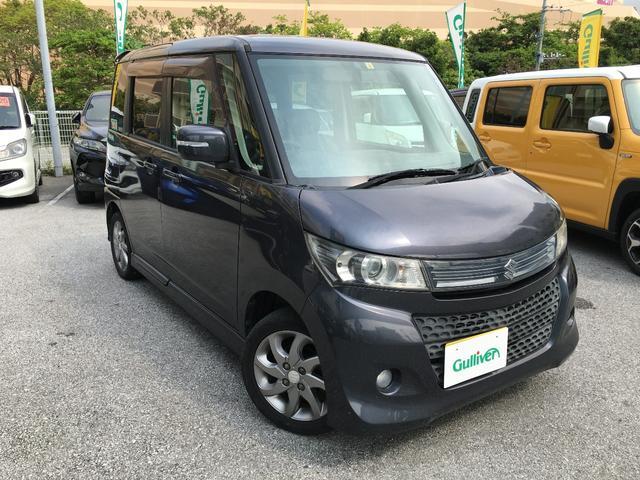 沖縄の中古車 スズキ パレットSW 車両価格 38万円 リ済別 2011(平成23)年 13.1万km グレー