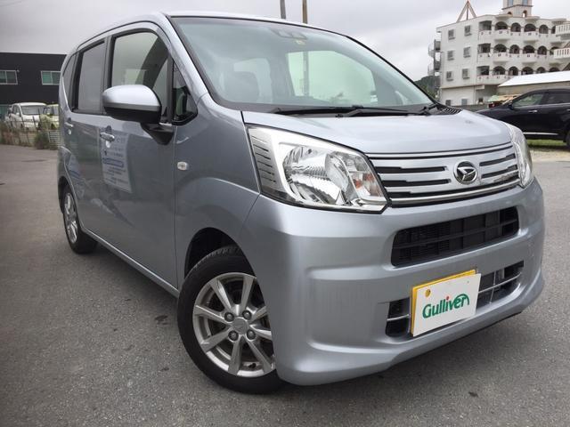 沖縄県の中古車ならムーヴ Xリミテッド SAIII 衝突安全ボディ/バックカメラ/Bluetooth/TV・CD・DVD再生