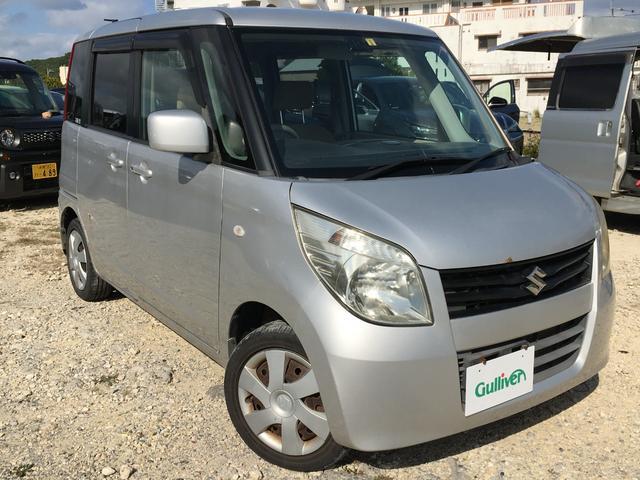 沖縄の中古車 スズキ パレット 車両価格 44万円 リ済別 2008(平成20)年 8.3万km グレー