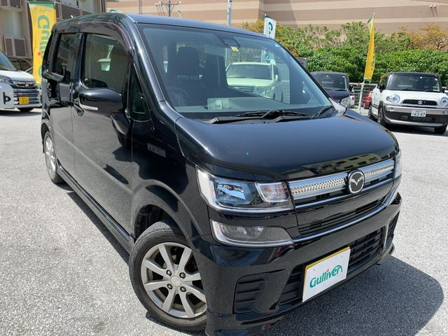沖縄県の中古車ならフレア ハイブリッドXS Bluetooth・ミュージックプレーヤー接続可・ナビ・ワンセグTV・フルフラットシート・シートヒーター・LEDヘッドランプ・CD/DVD・アイドリングストップ