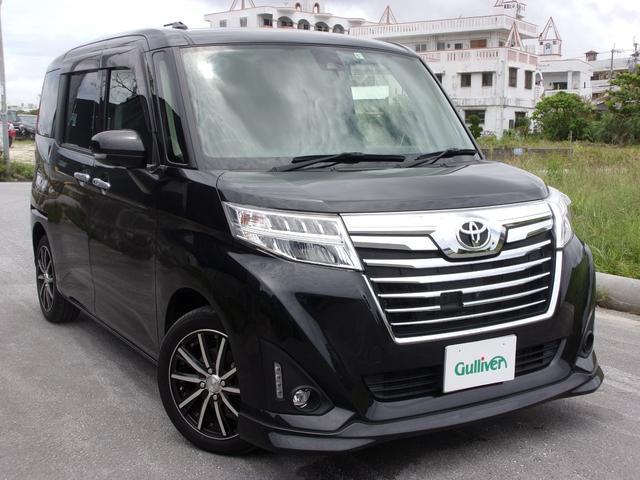 沖縄県の中古車ならルーミー カスタムG-T