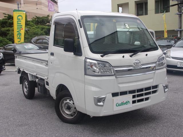 沖縄県の中古車ならハイゼットトラック スタンダード ETC・4WD